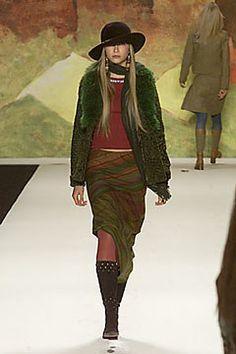 Anna Sui, Autumn/Winter 2000, Ready-to-Wear