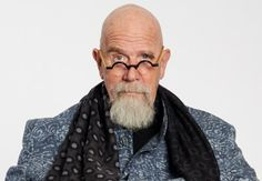 You Should Know… Chuck Close. Occupation: painter, photographer, printmaker. Motto: Inspiration is for amateurs.