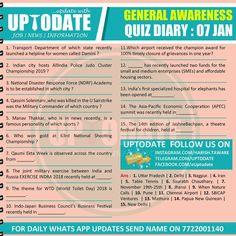General Awareness #Quizdiary : 07 Jan Olympic Boxing