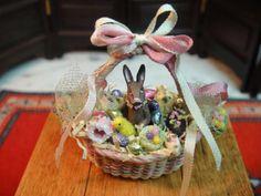 Hope Elliott's Easter Basket