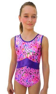 TumbleWear Girl's Leotard Taylor   Pink Party Time-Child: 5-6, http://www.amazon.com/dp/B00A7CSOEK/ref=cm_sw_r_pi_awd_QA-msb1FBYSTS