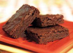 Si eres de las que piensas en #brownies light y crees que sabrán a cartón sabor…
