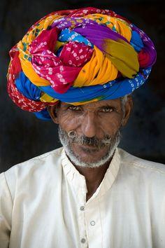 https://flic.kr/p/aeUHZf | Rajastan people India | Rajastan people India