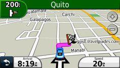 30 Best Ecuador GPS Map Garmin images in 2013 | Gps map, Gps