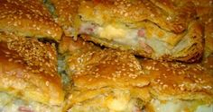 pita-me-patates Food Network Recipes, Food Processor Recipes, Cooking Recipes, Pie Recipes, Savoury Baking, Savoury Dishes, My Favorite Food, Favorite Recipes, One Dish Dinners