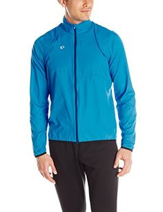 Pearl Izumi  Run Mens Fly Convert Jacket Brilliant Blue Medium >>> You can find out more details at the link of the image. (This is an affiliate link) #MensOutdoorClothing