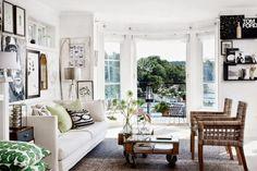 [Lugares con alma] Una casa junto al lago | Decorar tu casa es facilisimo.com