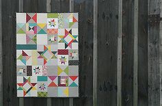 Love this Star quilt! Would be a wonderful quilt with all of my Chickopee or DS fabrics!