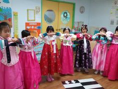 Korean traditional bow.