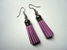 TASSELS 2 - earrings