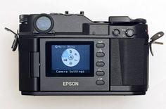 Epson R-D1 Review Little Camera, Antique Cameras, Rangefinder Camera, Camera Settings, Camera Gear, Best Camera, Epson, D1, Fujifilm