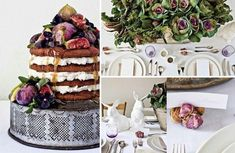 Food glorious food wedding decor ideas