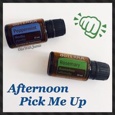 I love the combo of Peppermint and Rosemary. Add a drop of each to your hands, rub them together and breathe in. Great for focus and waking you up!! The two also work great diffused. #AfternoonSlump #WakeUp #OilLife #NaturalHealth