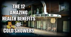cold showers health benefits