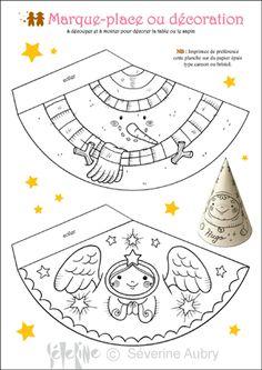 """""""SCRITCH SCRITCH, SNIP SNIP"""", c'est le bruit que vos crayolas et vos paires de ciseaux vont faire face au cahier de découpages de Noël à colorier que je vous propose avec Hugo l'escargot ; pour la dernière ligne courbe avant la fin de l'année ! Un Noël..."""