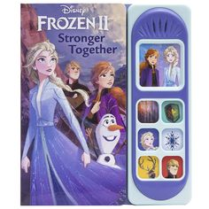Little Sound Book Film Tie in - Frozen 2: Stronger Together (Play-A-Sound) Board book