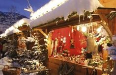 Garmisch-Partenkirchen - Christmas market