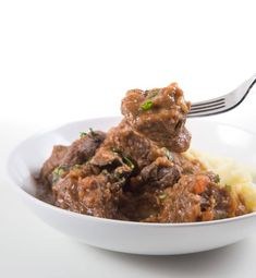 Guinness Instant Pot Irish Beef Stew and Mashed Potatoes Recipe: Celebrate St Patrick's Day with this Pot-in-Pot Pressure Cooker Irish Stew with rich gravy. Delicious adult treat you shouldn't miss! Pressure Cooker Beef Stew, Beef Stew Meat, Instant Pot Pressure Cooker, Pressure Cooker Recipes, Pressure Cooking, Slow Cooker, Irish Beef Stew Recipe, Irish Stew, Thanksgiving Recipes
