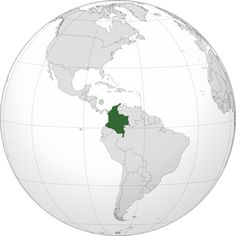 December The Republic of Colombia (also known as Gran Colombia) is proclaimed consisting of Colombia, Venezuela, and Ecuador 1819 Colombia Map, San Andreas, Colombia Country, Country Information, Islands In The Pacific, Pacific Ocean, National Animal, Equador, Geography