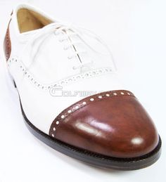 One of Miguel Angel's shoe styles.