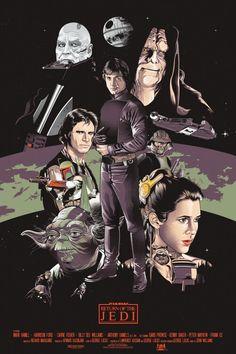 Star Wars Return of The Jedi Episode VI