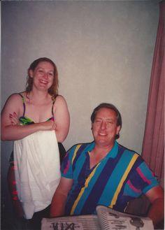 Cindi and brother Bill