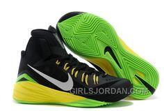 dd5336d5c6fb Find Nike Hyperdunk 2014 Black Metallic Silver Electric Green For Sale  Lastest online or in Footlocker. Shop Top Brands and the latest styles Nike  Hyperdunk ...