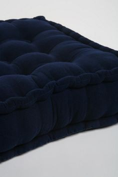 Tufted Corduroy Floor Pillow | Floor pillows, Pillows and Breakfast ...