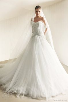 Georges Hobeika Bridal 2012 Wedding Dresses | Wedding Inspirasi