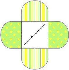 Kit para Festas - Verde e Amarelo