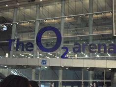 at the o2
