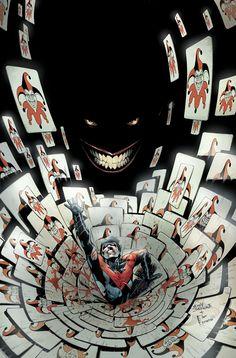 Nightwing vs. The Joker