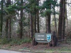 Dash Point State Park - Federal Way, WA -
