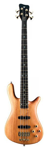 Warwick Streamer Stage II ... Such an amazing bass.
