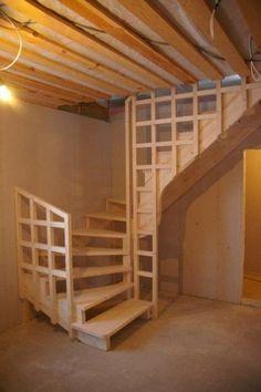 Изготовление лестницы своими руками. Сохрани, ведь тебе обязательно пригодится.