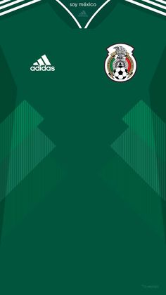 Mexico 17-19 (World Cup) kit home