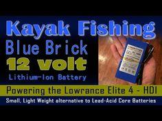 The Blue Brick - Kayak Fishing Tech Kayak Bass Fishing, Best Fishing, Kayak Accessories, Bait And Tackle, Fish Finder, Fishing Charters, Fish Camp, Freshwater Fish, Fresh Water
