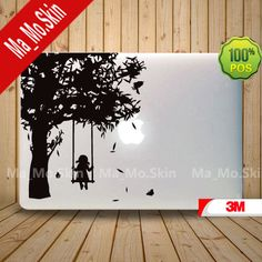 3M/Childhood-Macbook Decals Macbook Stickers Mac Cover Skins Vinyl Decal for Apple Laptop Macbook Pro/Macbook Air/Uniboday Partial sticker. $11.99, via Etsy.