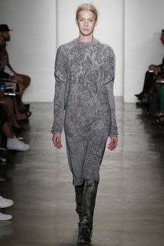 Look 43 Parsons Spring 2015 NYFW