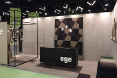 Project LeeSign Creative Partner made for Ege at Building Green 2015