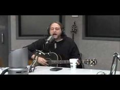 """Hayes Carll - """"She Left Me For Jesus"""" on The BOB Show - YouTube"""