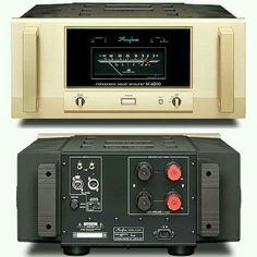 Accuphase M-6200 Monoblock Power Amplifier.