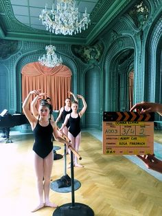 Recently, our youth ballet class E1, led by Christina Bruns, was invited to be part of an interesting film project - obviously in a very nice surrounding. They did a really great job. #dance #sing #act #ballet #balletbeautifulgirls #ballett #instadaily #film #instagood #instalike #happy #like #beautiful #girl #passion #fun #kids #children #point #webstagram #kinder #youth #love #cute @performingcenteraustria