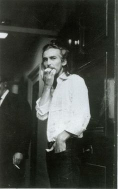 George Harrison. Ooo he looks sexy.