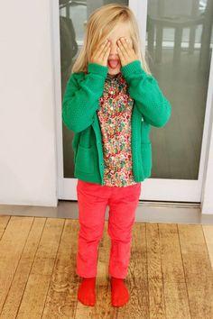 vêtements pour enfants Petit Bateau / Petit Bateau clothing for children - such a cute outfit!