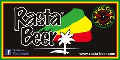Rasta Beer from - you will never guess where from!