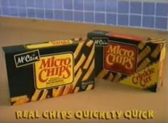 McCain's Micro Chips 37 Foods And Drinks From Your Childhood That You'll Never Taste Again Vintage Toys 80s, Vintage Fisher Price, Retro Toys, Childhood Memories 90s, 1980s Childhood, Retro Recipes, Vintage Recipes, Discontinued Food, 80s Food