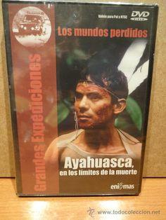 LOS MUNDOS PERDIDOS. AYAHUASCA, EN LOS LÍMITES DE LA MUERTE. DVD - PRECINTADO.