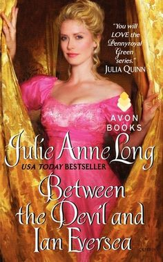 LONG, JULIE ANNE: (Pennyroyal Green) Between the Devil and Ian Eversea