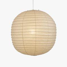 Akari 70F – The Noguchi Museum Elsa Hosk, Architectural Digest, Appartement New York, Mario Bellini, Victorian Living Room, New York Loft, Cedar Homes, Isamu Noguchi, Chandelier